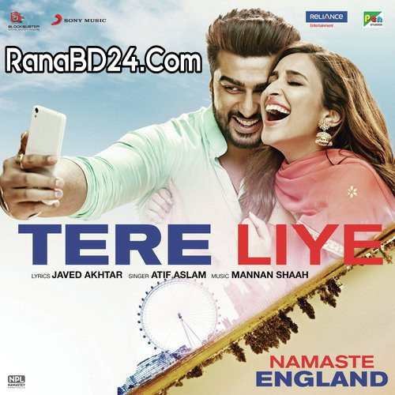 Tere Liye By Atif Aslam And Akanksha Bhandari